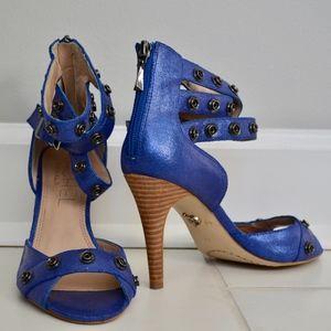Rachel Roy Blue Sandals